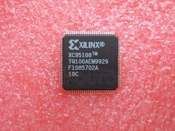 XC95108-10TQ100C