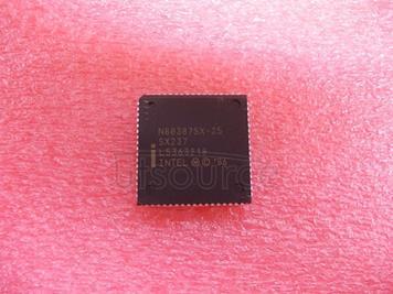N80387SX-25
