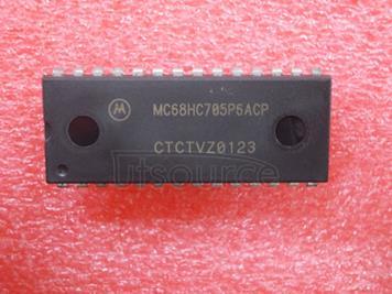 MC68HC705P6ACP