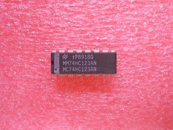 MM74HC123AN