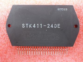 STK411-240E