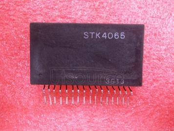 STK4065