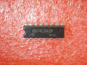 HD74LS42P