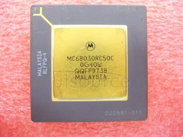 MC68030RC50C