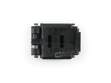 36QN50S16060, QFN36 Test & Burn-in Socket