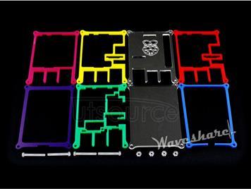 Rainbow Case (Type B) for Raspberry Pi