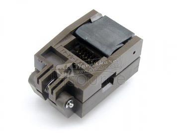 FP-20-1.27-06, Test & Burn-in Socket
