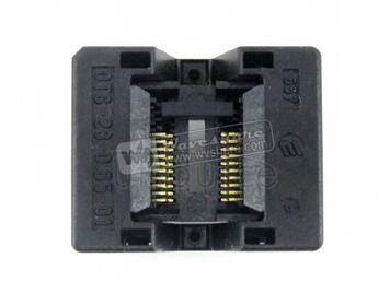 OTS-20(28)-0.65-01,  Test & Burn-in Socket