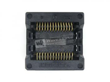 OTS-28-1.27-01A,  Test & Burn-in Socket