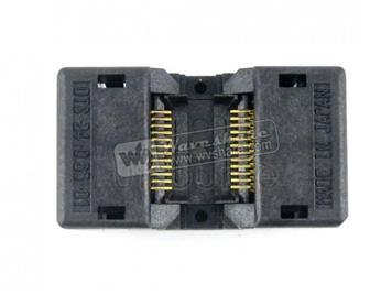OTS-24-0.65-01,  Test & Burn-in Socket