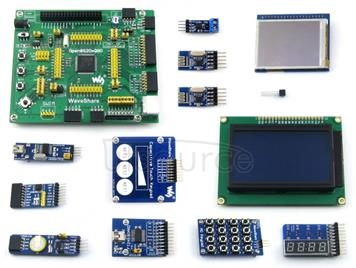 Open8S208Q80 Package B, STM8 Development Board