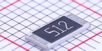 chip resistance  2512J5.1K MARKING CODE 512