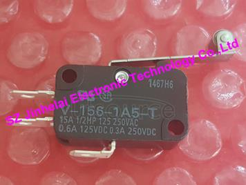 New and original OMRON  V-156-1A5-T  High temperature resistant micro switch  Basic switch