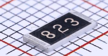 chip resistance  2512J82K MARKING(823)
