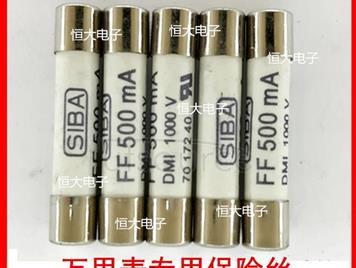 DMM-B-44/100-R  BUSSMANN 10*35mm 440MA 1000V