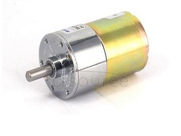 A37RG miniature dc motor slowdown motor adjustable speed and reversing (12 v50 turn)