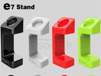 E7stand smart watches exhibition stand watches WATCH bracelet stent charging base base apple E7 legs (mixed color)