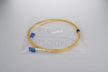 30m (98ft) LC APC to LC APC Duplex 2.0mm LSZH 9/125 Single Mode Fiber Patch Cable