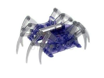 DIY Kit Electric Spider Robot Toy
