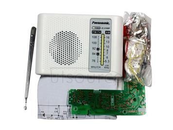 DIY Kit Portable FM/AM Radio