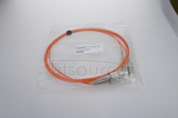 3m (10ft) SC UPC to SC UPC Simplex 2.0mm PVC(OFNR) OM1 Multimode Fiber Optic Patch Cable