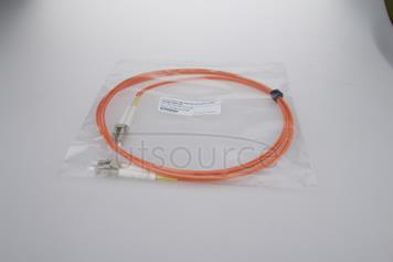 5m (16ft) LC UPC to LC UPC Duplex 2.0mm PVC(OFNR) OM1 Multimode Fiber Optic Patch Cable