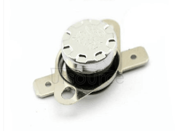 90 degrees KSD301 temperature controller temperature control switch 250 v / 10 a normally closed (5 PCS)