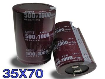 Electrolytic capacitor 500 v could inverter USES 1000 uf forest protection