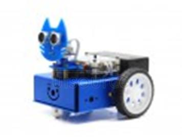KitiBot, Starter Robot for Kids, Graphical Programming, 2WD Version