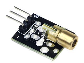 KY-008 Laser Head Sensor Module