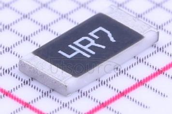2010 Chip Resistor 5% 1/2W 4R7
