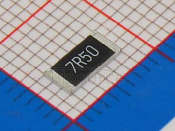 2512 Chip Resistor 1% 1W 7.5R(7R50)