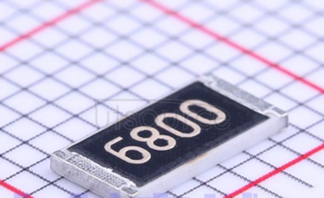 2512 Chip Resistor 1% 1W 680R