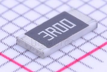 2010 Chip Resistor 1% 1/2W 3R