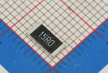 2512 Chip Resistor 1% 1W 15R