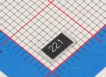 2512 Chip Resistor 5% 1W 220R