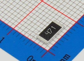 2512 Chip Resistor 5% 1W 470R