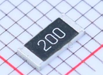 2010 Chip Resistor 5% 1/2W 20R