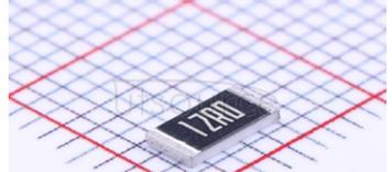 2010 Chip Resistor 1% 1/2W 12R