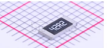 2010 Chip Resistor 1% 1/2W 42R2