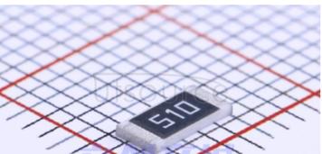 2010 Chip Resistor 5% 1/2W 51R