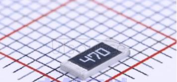 2010 Chip Resistor 5% 1/2W 47R