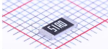 2010 Chip Resistor 1% 1/2W 51R