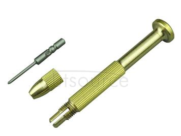 Hand twist copper screwdriver copper product refined copper products 800 copper rod