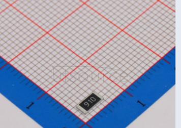 2010 Chip Resistor 5% 1/2W 91R