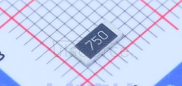 2010 Chip Resistor 5% 1/2W 75R