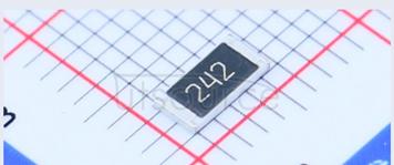 2010 Chip Resistor 5% 1/2W 2.4K