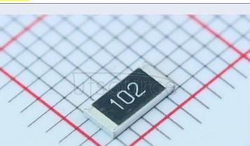 2010 Chip Resistor 5% 1/2W 1K