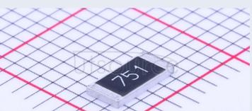 2010 Chip Resistor 5% 1/2W 750R