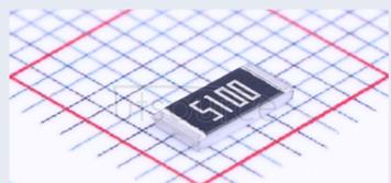 2010 Chip Resistor 1% 1/2W 510R